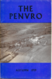 The Penvro Autumn 1959